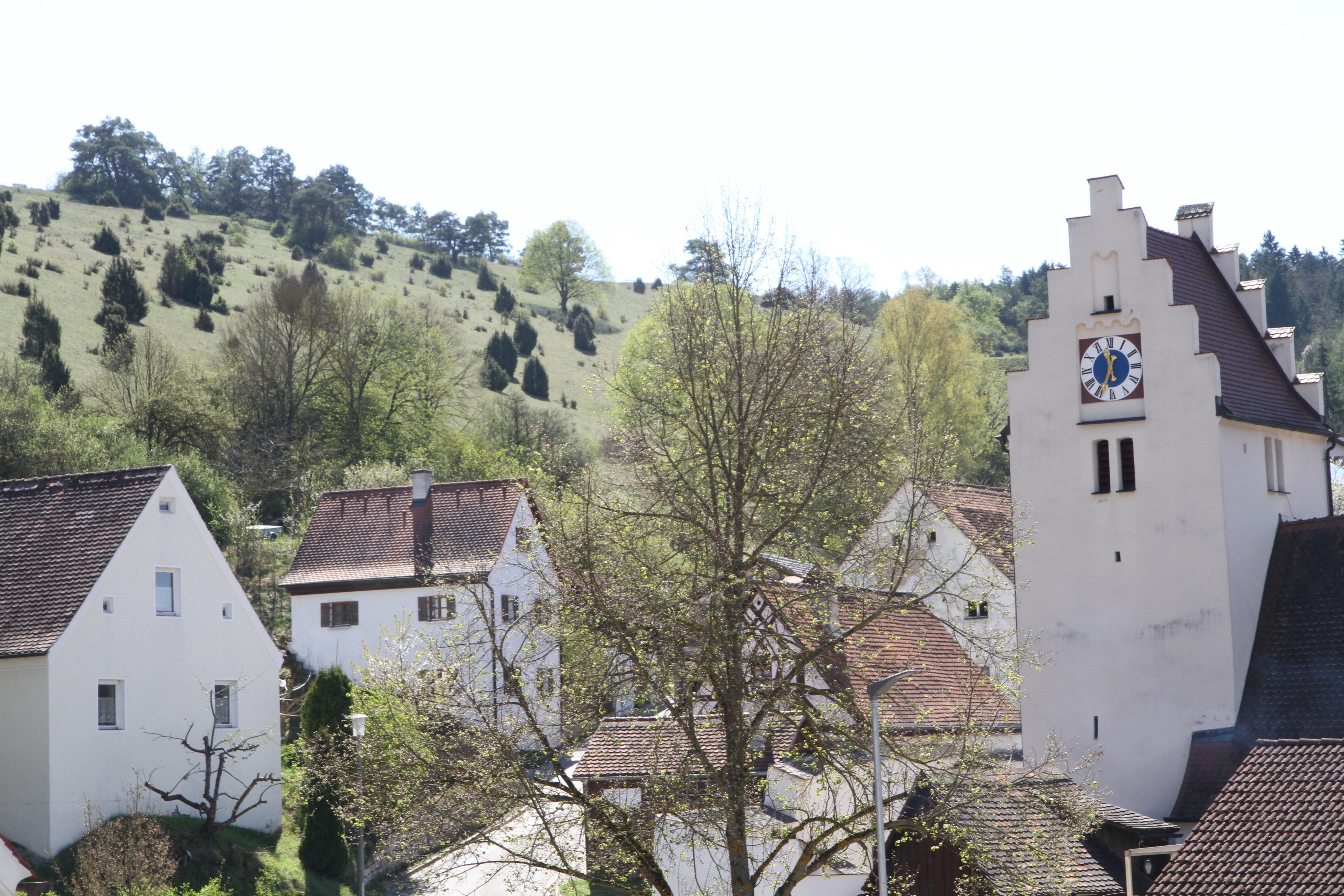 Kirche Schellenberg